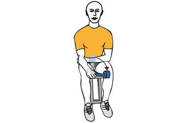Pronación y supinación de antebrazo con mancuerna