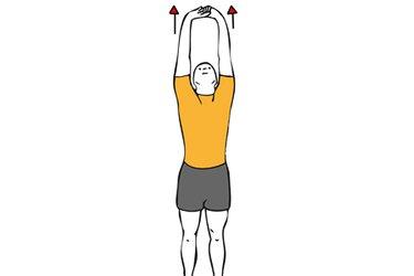Estiramiento paravertebrales y dorsales