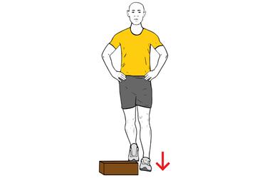 Bajar escalón lateral