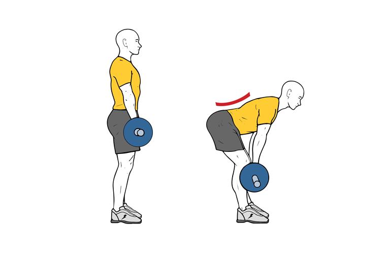 Piernas pesas ejercicios 3 con para